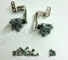 Sony Vaio VGN-FS315B PCG-7D1M Set of Hinges (L &R) With Screws in Good Condition