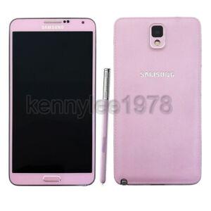 Samsung Galaxy Note 3 III SM-N9005 32GB (Unlocked) Smartphone 4G LTE O2 T-Mobile