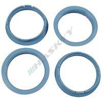 4 Rims Centering Ring 64,0 - 58,1 Fiat, Alfa Romeo, Lancia Aluminium Rim