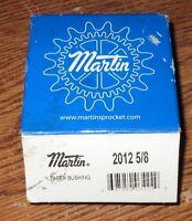 MARTIN 2012 5/8 IN TAPER BUSHING Used in Box