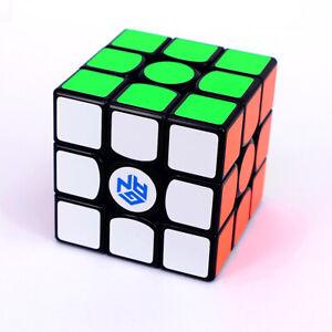 GAN356XS Magnetic 3x3x3 Magic Cube Switch Contest Twisty Puzzle Toys Black