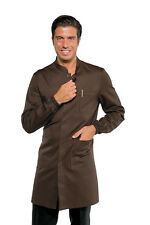 Shirts Dover Man Pastry Chef Chocolatier Colour Cocoa Isacco Pastry Chef Coat