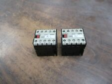 EE Controls 24VDC 4 Pole 16A Mini Control Relay SH04.40-NSW // 910-302-051 NO