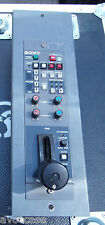 SONY RCP-3710 U REMOTE CONTROL PANEL FOR CAMERA BROADCAST