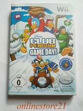 Club Penguin Game Day Nintendo Wii