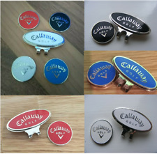 Callaway Magnetic golf ball markers & Cap clip