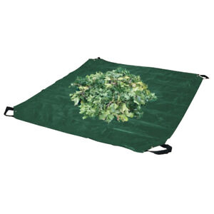 Garden Tidy Sheet With Handles – Ideal To Use For Collecting Up Leaves & Waste