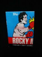 Topps Rocky 4 1985 Trading Cards Sealed Pack