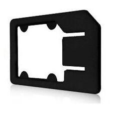 Kit Adattatore Scheda Nano Micro 4in1 SIM Card per Iphone Samsung galaxy Apple e