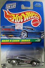 Hot Wheels 1:64 Scale 1997 Dash 4 Cash Series JAGUAR XJ220 (FULL SPOKES)