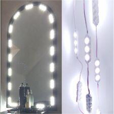 60 Leds 9.8 FT Make-up Vanity Mirror Light DIY Light Kits Cosmetic Vanity