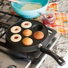 Nordic Ware Danish Ebelskiver Nonstick Pan Makes 7 Filled Pancake Balls