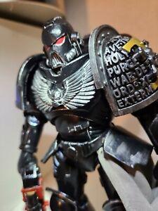 McFarlane Warhammer Deathwatch Marine  - Custom Painted