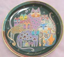 Franklin Mint Fabulous Felines porcelain collector plate limited edition Burch