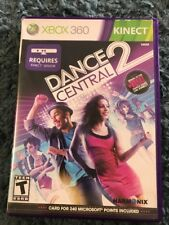 Xbox 360 Kinect Dance Central 2 Used Rated T