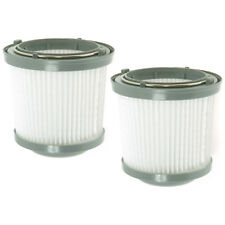 2 Black & Decker Genuine Pivot Dustbuster Filter PV1825N PV1425N PV1225N PV9625N