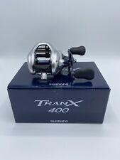 New Shimano Tranx 400A 5.8:1 Gear Ratio Free Shipping!