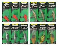 (12) Cotton Cordell Crankbaits Fishing Lure Assortment Lot #1 Minnow, Craw++ NEW