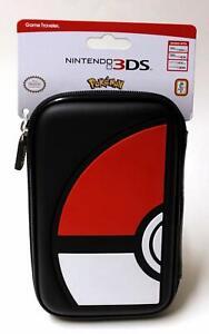 R.D.S Pokemon Pokeball Game Traveler for the Nintendo 3DS Game Systems
