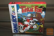 Titus the Fox (Game Boy Color, GBC 2000) H-SEAM SEALED! - ULTRA RARE! - EX!