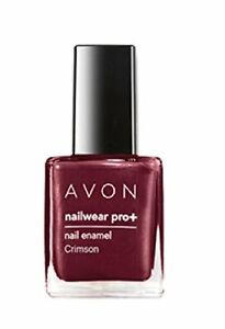 Avon Color Nailwear Pro Plus Nail Colour Shades Long Lasting 8ml