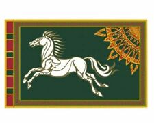 ROHAN Banner - Herr Der Ringe Fahne offizielle . Replica selten 100x150 cm neu