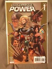 Ultimate Power # 1-7 (of 9) NMT Bendis/Land