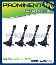 PACK of 4 UF351 NEW IGNITION COIL FOR 2002-2006 NISSAN SENTRA ALTIMA 1.8L L4
