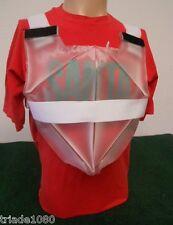 Cooling Vest,adjustable Straps & Belt, Good for Santa,Surgeons, Heat Relief