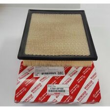 GENUINE TOYOTA AIR FILTER   (17801-0P100)   SEQUOIA  TACOMA  TUNDRA