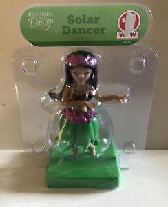 Solar Dancer-Hula Girl New in plastic