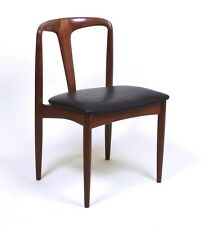 VINTAGE DANISH MODERN JOHANNES ANDERSEN  MODEL JULIANE TEAK CHAIR