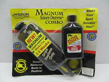 Wildlife Research Center Magnum Scrape-Dripper Combo - NOS