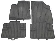 Mercedes W166 ML 350 CDI Gummimatten Gummifußmatten Fußmatten Set 4 Stück