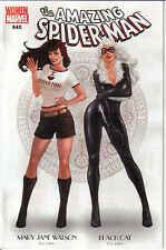 AMAZING SPIDER-MAN #640 / WOMEN OF MARVEL VARIANT / MARY JANE / BLACK CAT