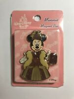 Disney WDW Minnie Mouse in Formal Attire Magnet LE  Pin 4945
