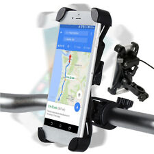 Electric Bicycles Mobile Phone Holder Motorcycle Handlebar Stand Mount Bracket