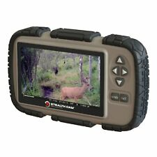 "Stealth Cam CRV43 4.3"" LCD Screen Game Photo Viewer & SD Card Reader for Hunting"