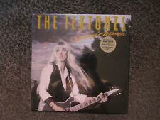 """THE TEXTONES (CARLA OLSON) """"MIDNIGHT MISSION"""" 1984 NM/NM REMIXED OOP LP IN SHRNK"""