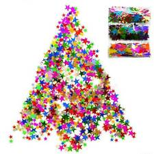 50g Christmas Sequins Star Mixed Applique Costume Sewing Decor Craft Glitter
