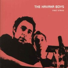 Havana Boys-first strike Digipak (2001)