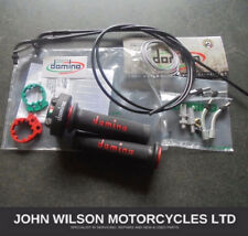Honda VTR1000 SP2 2002-2006 Domino XM2 Quick Action Throttle & Cables