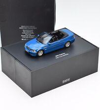 Minichamps 80420024430 BMW M3 Cabrio (E46) Bj.2002 extrem selten 1:43, OVP, S014