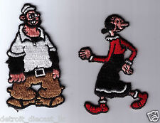 Image result for popeye sew on patch