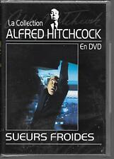 DVD ZONE 2--SUEURS FROIDES--HITCHOCK/STEWART/NOVAK--NEUF