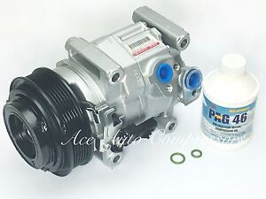 A/C Compressor 2011-2016 Chrysler Town & Country 3.6L 1 Yr Wrty.