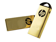 HP 16GB v225w Pen Drive 16 GB Metal Golden