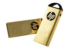 HP 16GB v225w Pen Drive 16 GB Metal Golden