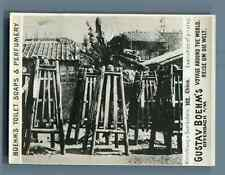 "China, Execution of Pirates  Vintage silver print. Photo from the Series ""Gustav"