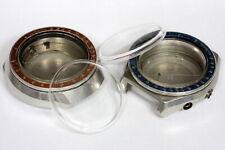 Crystal for Seiko 6138-0011/0019/0030/0049 bullhead UFO Kakume chronographs